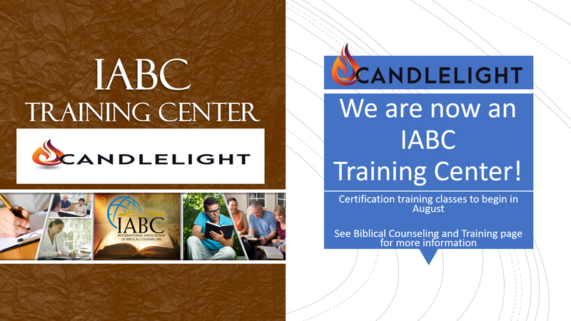 IABC Certified Biblical Counseling and Training